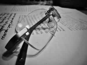 Besser sehen - besser leben - Brille