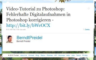 Video: Fehlerhafte Digitalaufnahmen in Photoshop korrigieren