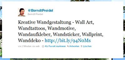 Kreative Wandgestaltung - Wall Art, Wandtattoos, Wandmotive, Wandaufkleber, Wandsticker, Wallprint, Wanddeko