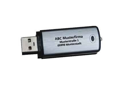 USB Sticks bedrucken lassen