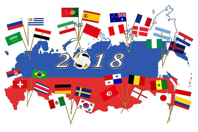 Fussball WM 2018 - Quelle: Pixabay